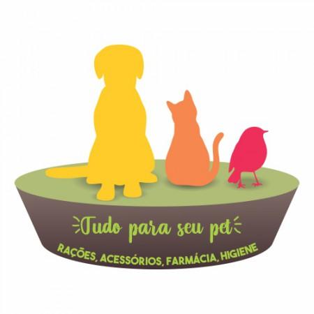 Adesivo de Vitrine - Pet Shop - Tudo para seu Pet